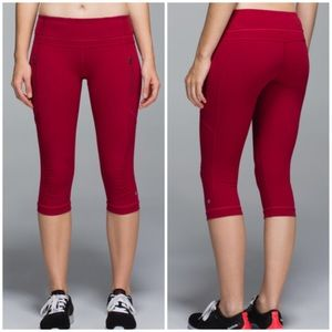 Lululemon Passion Crop ll